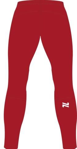 Nordski Jr Motion тренировочные лыжные брюки детские red