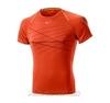 Mizuno DryLite Red Cooltouch Tee Футболка мужская беговая - 1