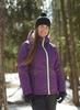 Nordski Motion женский прогулочный костюм purple-black - 3