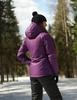 Nordski Motion женский прогулочный костюм purple-black - 4