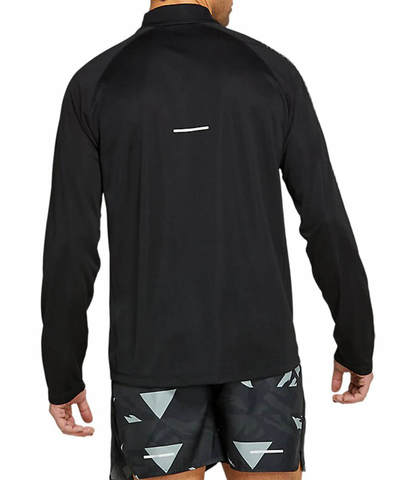 Asics Icon 1/2 Zip LS рубашка для бега мужская