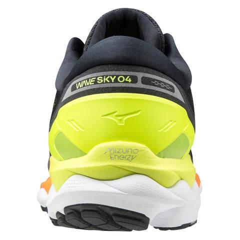 Mizuno Wave Sky 4 кроссовки для бега мужские черные
