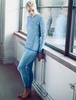 Комплект термобелья женский Craft Comfort (blue) - 3