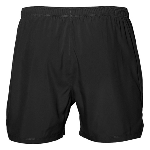 Asics Silver 5in Short шорты для бега мужские черные