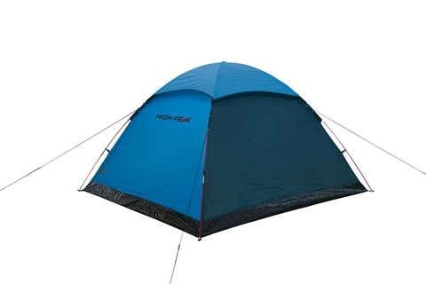 High Peak Monodome XL туристическая палатка четырехместная синяя