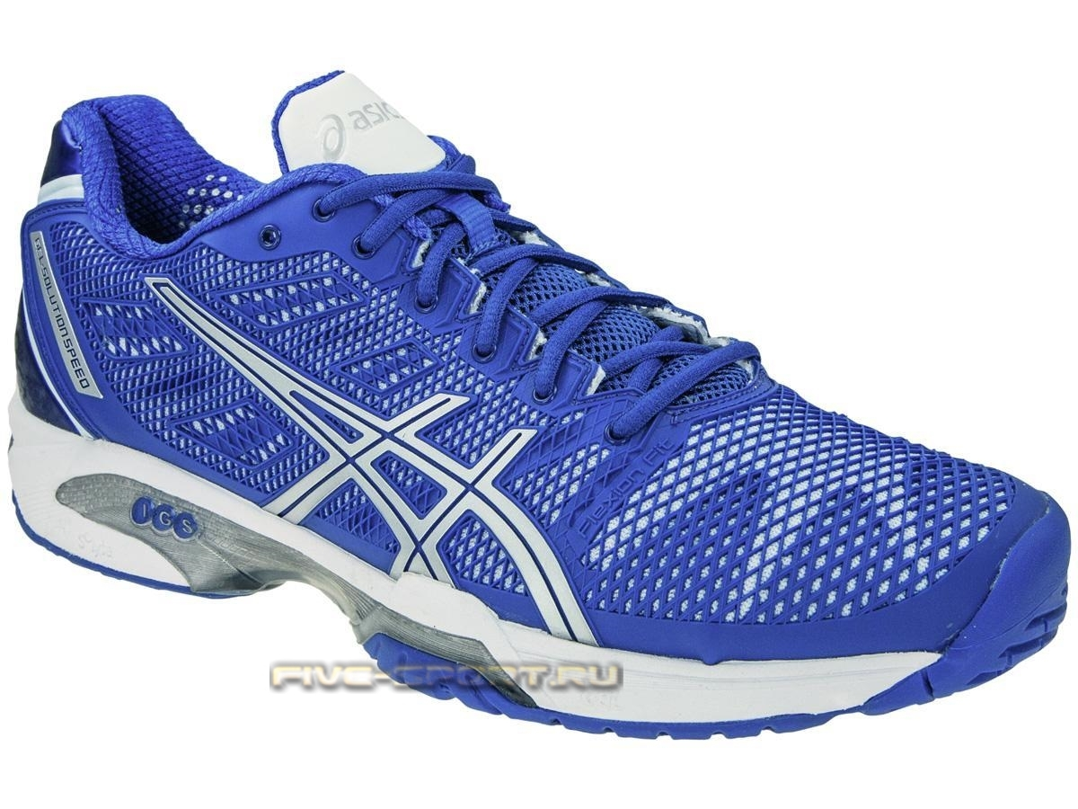 Asics Gel-Solution Speed 2 теннис мужские
