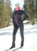 Nordski Jr Motion 2020 разминочный лыжный костюм детский blueberry-pink - 1