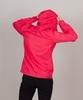 Nordski Run куртка для бега женская Pink-Yellow - 2