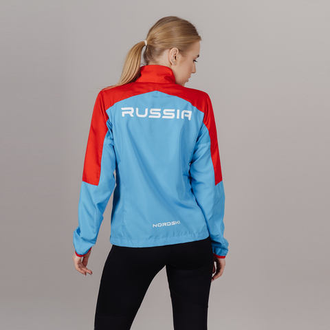Nordski Sport Motion костюм для бега женский blue-black