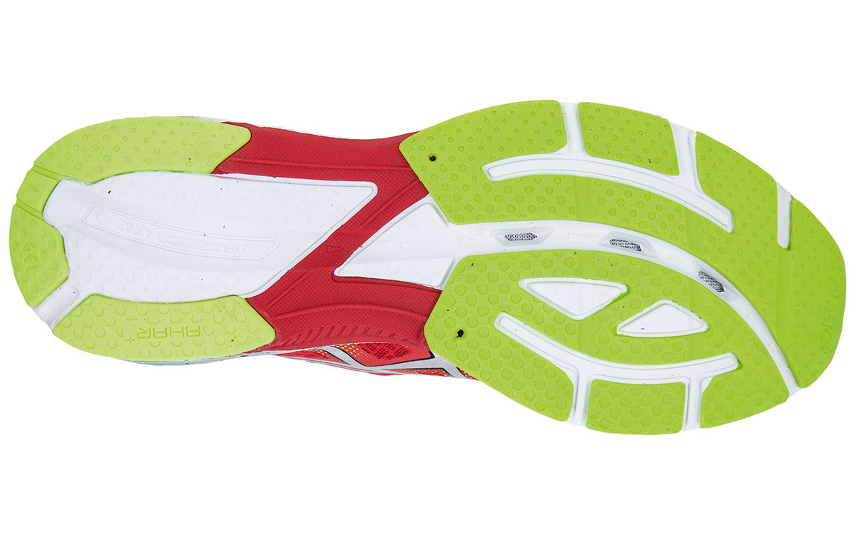 Asics Gel-DS Racer 10 Мужские кроссовки для бега красные