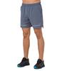 """Asics Lite Show 7"""" Short шорты для бега мужские синие - 1"""