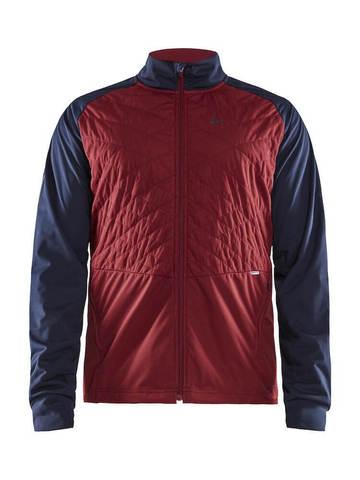 Craft Storm Balance лыжная куртка мужская бордо