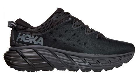 Hoka One One Gaviota 3 кроссовки для бега мужские черные (Распродажа)