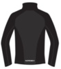 Nordski Elite 2020 разминочная куртка мужская black - 4
