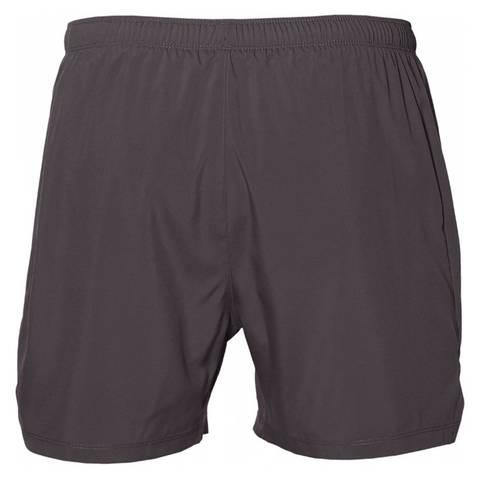 Asics Silver 5in Short шорты для бега мужские серые