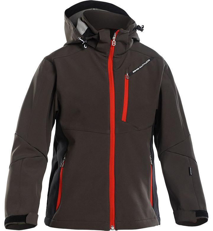 Детская Лыжная Куртка 8848 Altitude Apex JR Softshell Mud детская