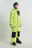 Cool Zone OVER комбинезон женский сноубордический салатовый - 2