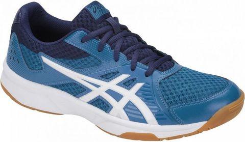 Asics Upcourt 3 мужские волейбольные кроссовки синие