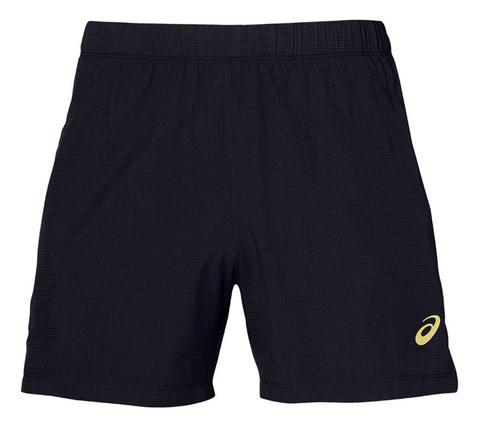 """Asics Cool 2 In 1 5"""" Short шорты для бега мужские черные"""