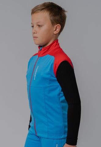 Nordski Jr Premium RUS детский лыжный жилет