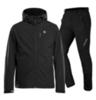Noname 8848 Altitude мужской тренировочный лыжный костюм черный - 1