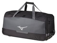 Mizuno Trolley Bag сумка на колесах черная