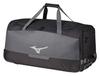Mizuno Trolley Bag сумка на колесах черная - 1