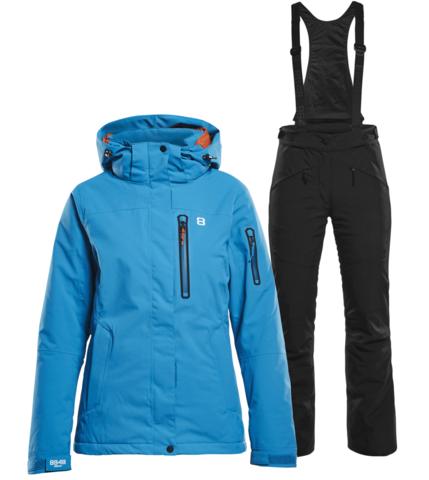 8848 Altitude Emmylou Poppy костюм горнолыжный женский fjord blue