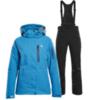 8848 Altitude Emmylou Poppy костюм горнолыжный женский fjord blue - 1