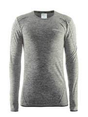 Термобелье рубашка мужская Craft Comfort (black)