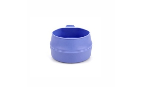 Wildo Fold-A-Cup портативная складная кружка blueberry