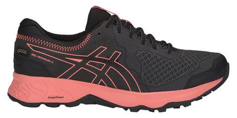 Asics Gel Sonoma 4 GoreTex кроссовки для бега женские серые-розовые