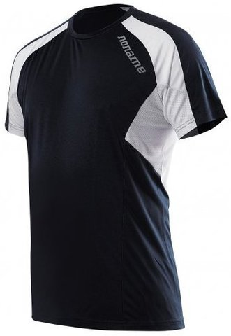 NONAME JUNO беговая футболка черная