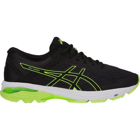 Asics GT-1000 6 кроссовки для бега мужские черные