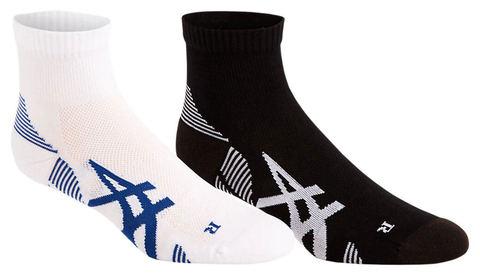 Asics 2ppk Cushioning Sock комплект носков белые-черные