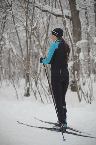 Nordski Premium разминочная куртка женская breeze-black