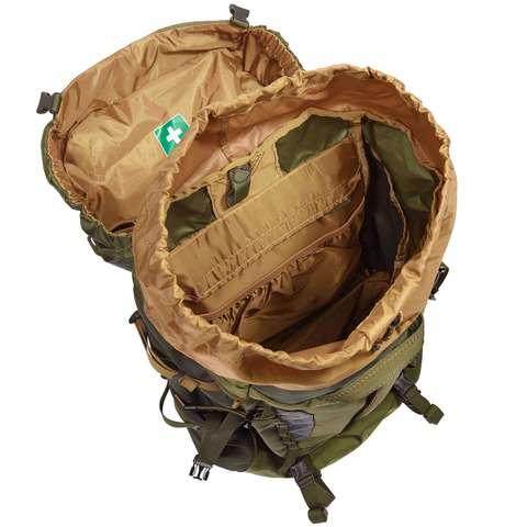 Tatonka Norix 48 туристический рюкзак black