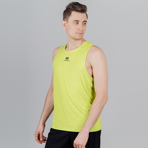 Nordski Pro майка тренировочная мужская lime