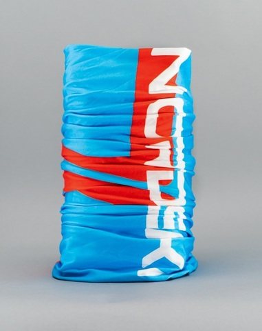 Nordski Logo многофункциональный баф blue