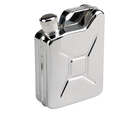 AceCamp S/S Flask Gas Can Shape 5OZ карманная фляга-канистра
