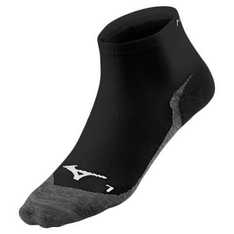 Mizuno Drylite Race Mid носки черные
