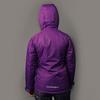 Nordski Motion утепленный лыжный костюм женский purple-black - 4