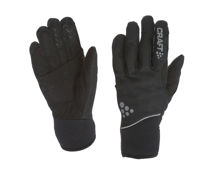 Лыжные перчатки Craft Touring Black - 3