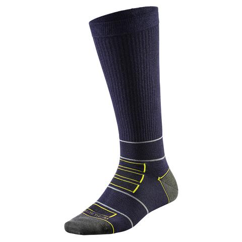 Термобелье носки Mizuno Bt Light Ski Socks фиолетовые