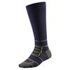 Термобелье носки Mizuno Bt Light Ski Socks фиолетовые - 1