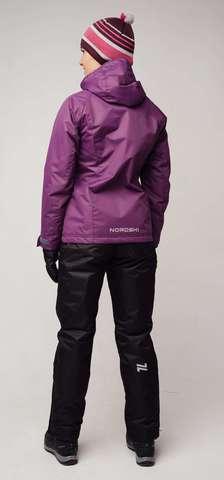 Nordski Light утепленный ветрозащитный костюм женский