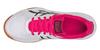 Asics Upcourt 3 женские волейбольные кроссовки белые - 4