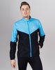 Nordski Sport Premium костюм для бега мужской light blue-black - 2