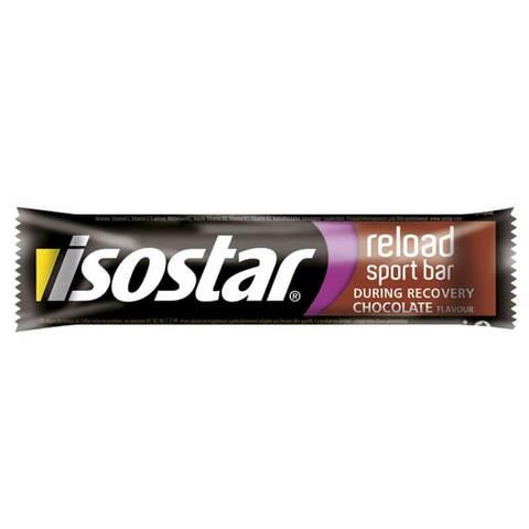 Isostar After Sport Recovery энергетический батончик шоколад