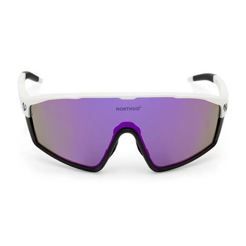 NORTHUG Sunsetter очки солнцезащитные white-black